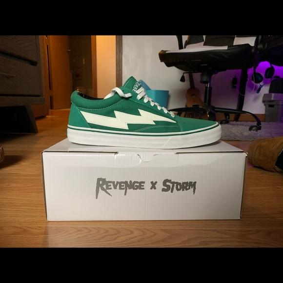Ian Connor Revenge X Storm Vans   Poshmark
